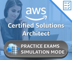 AWS Training Practice Exam Questions