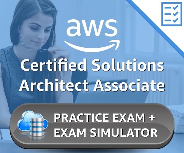AWS Certification Training Exam Simulator