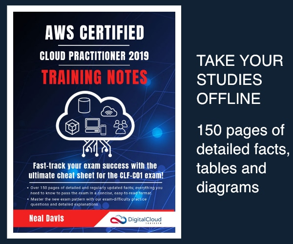 AWS Cloud Practitioner Training Notes