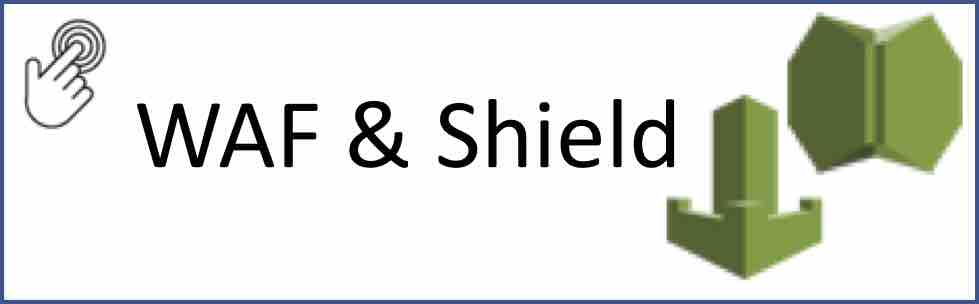 AWS WAF and Shield