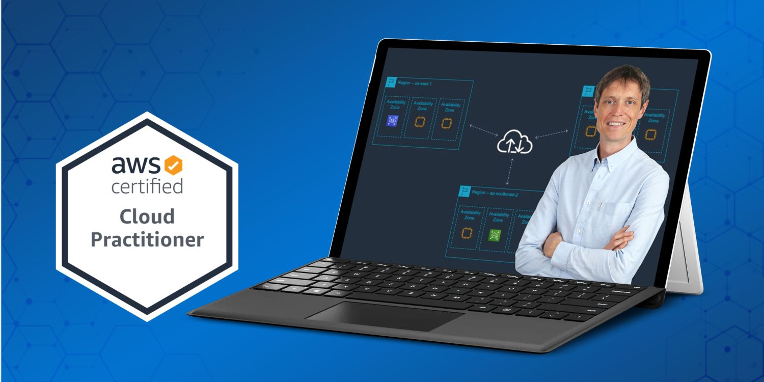 AWS Certified Cloud Practitioner - Video Course - Digital Cloud Training