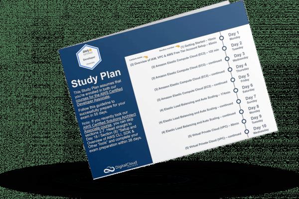 AWS Certified Developer Associate Study Plan